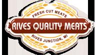 Rives Quality Meats Logo